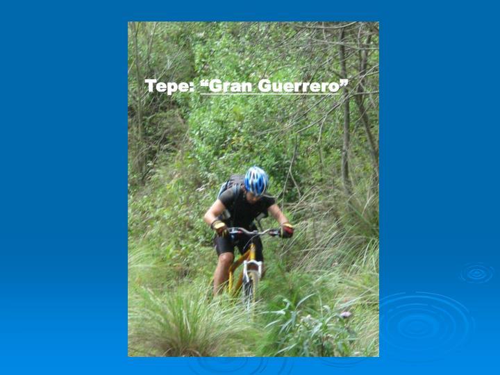 Tepe: