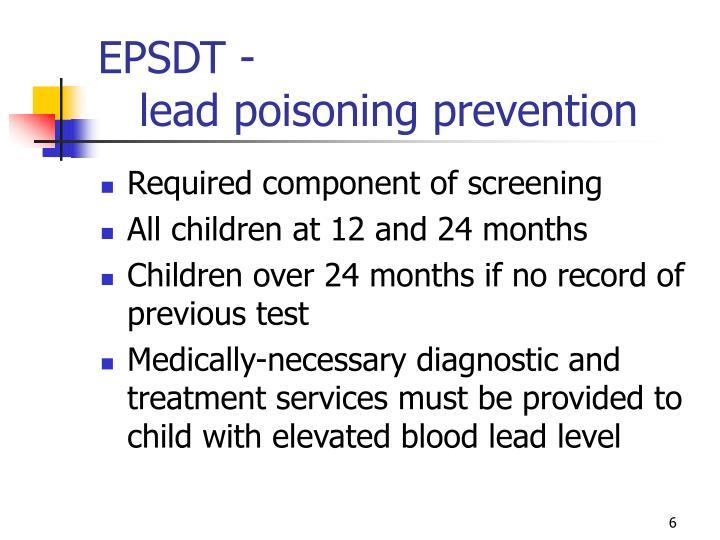 EPSDT -
