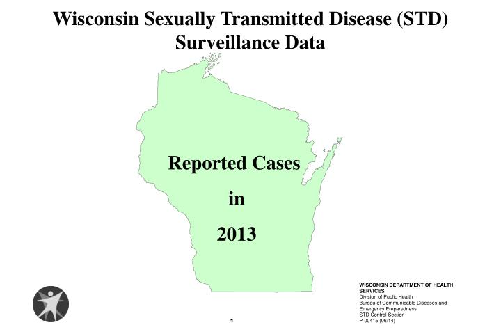 Wisconsin Sexually Transmitted Disease (STD) Surveillance Data
