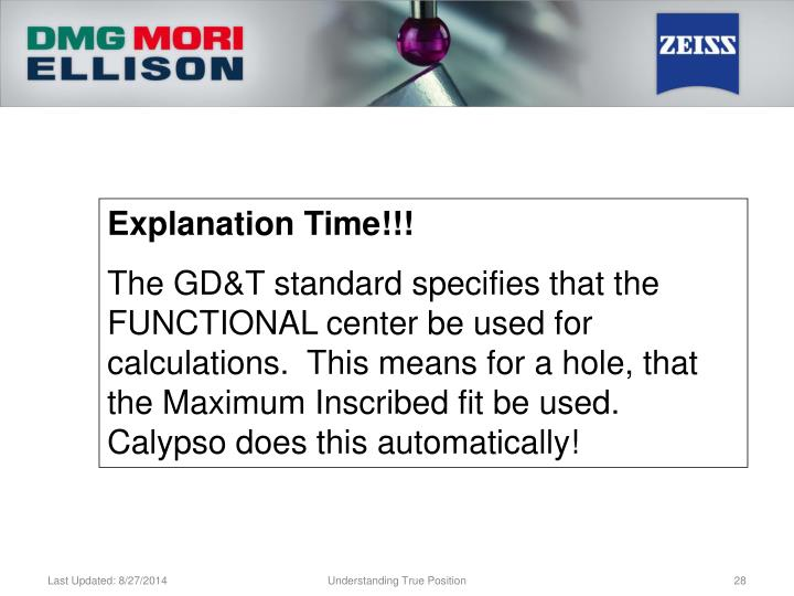 Explanation Time!!!