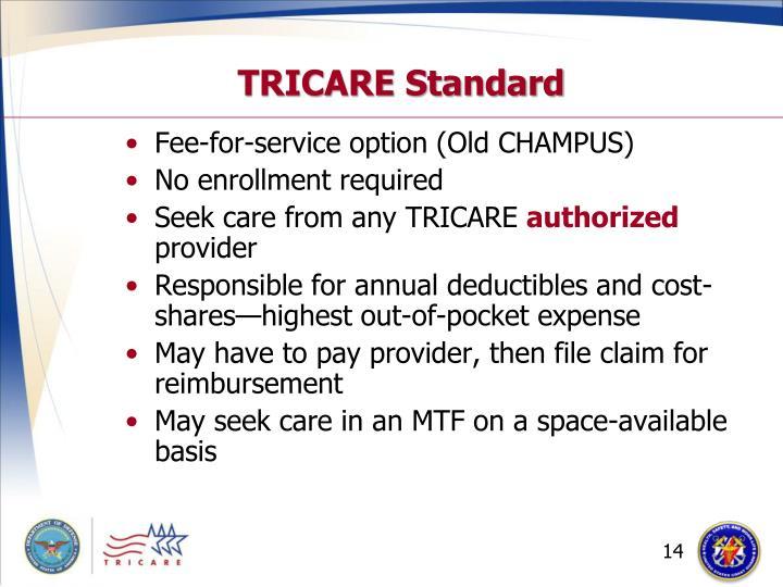 TRICARE Standard