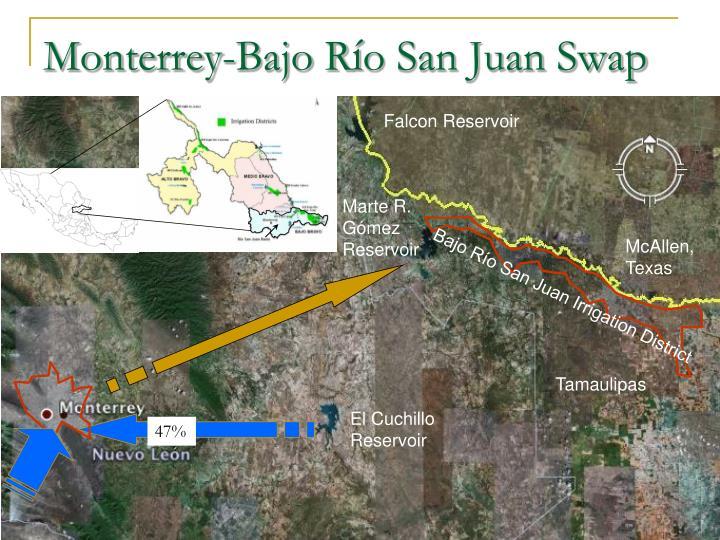 Monterrey-Bajo R