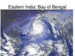 eastern india bay of bengal