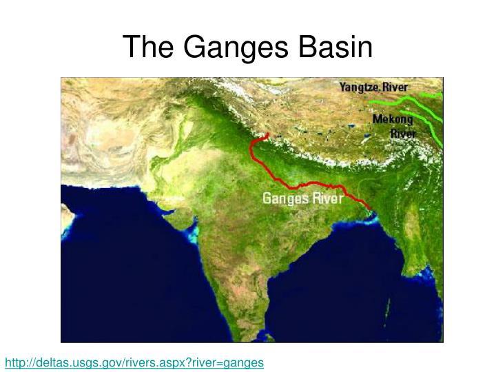 The Ganges Basin