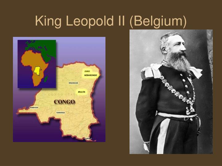 King Leopold II (Belgium)