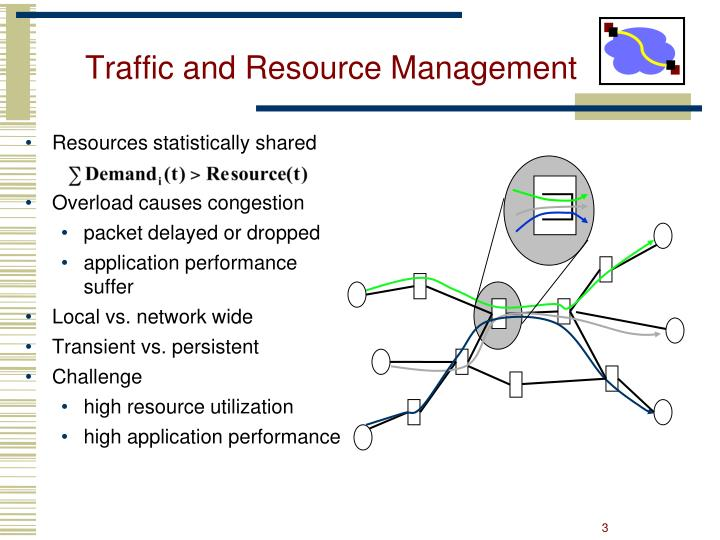 Traffic and resource management