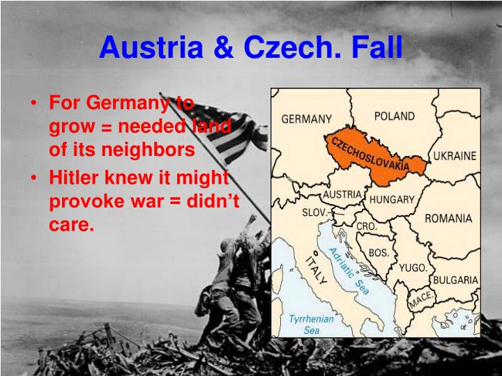 Austria & Czech. Fall