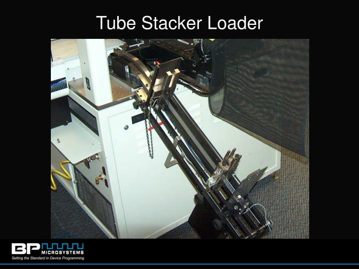 Tube Stacker Loader