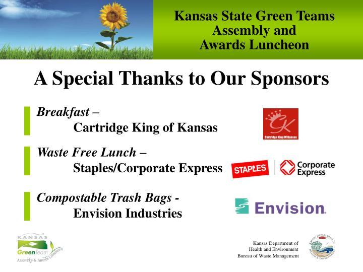 Kansas State Green Teams