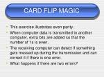card flip magic2
