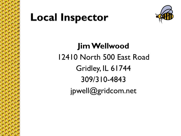 Local Inspector