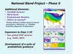 national blend project phase ii