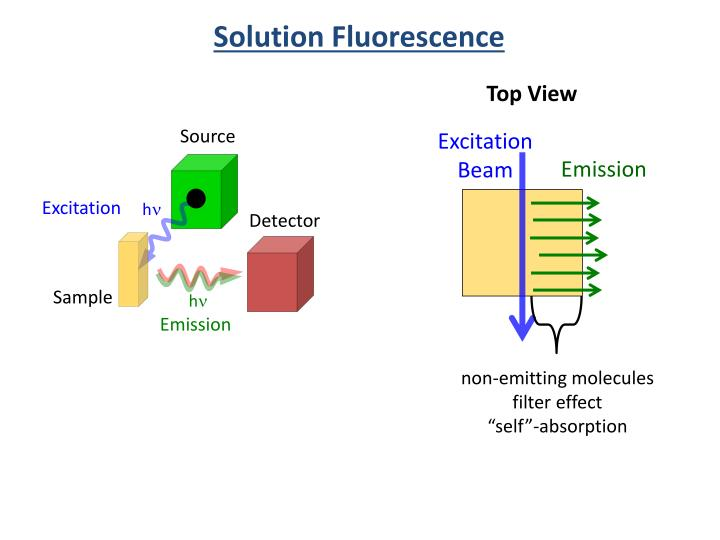 Solution Fluorescence