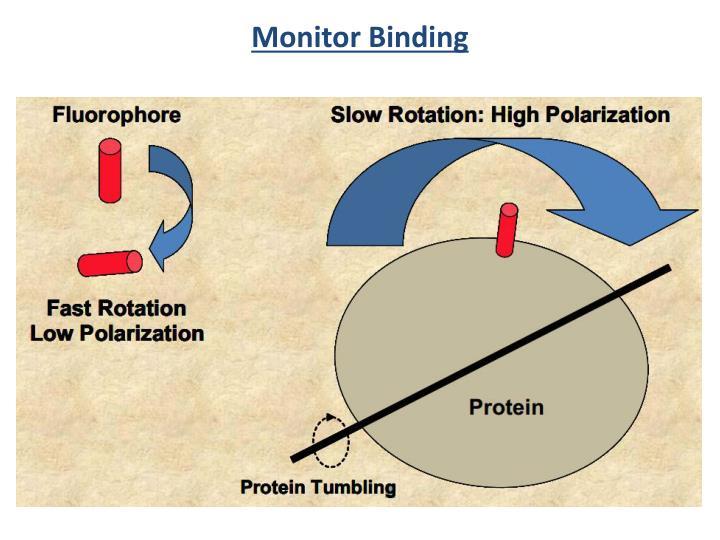 Monitor Binding