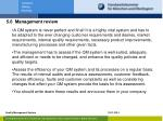 5 6 management review