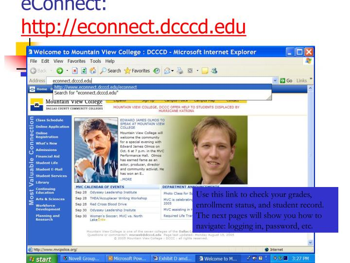 eConnect: