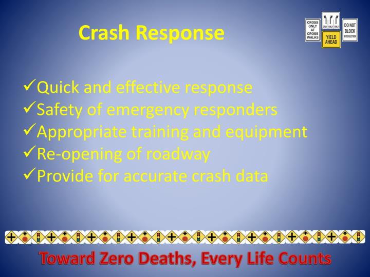 Crash Response