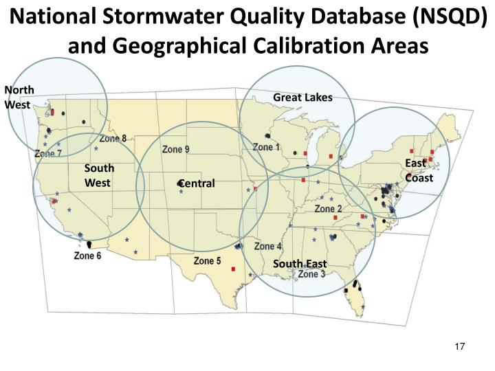 National Stormwater Quality