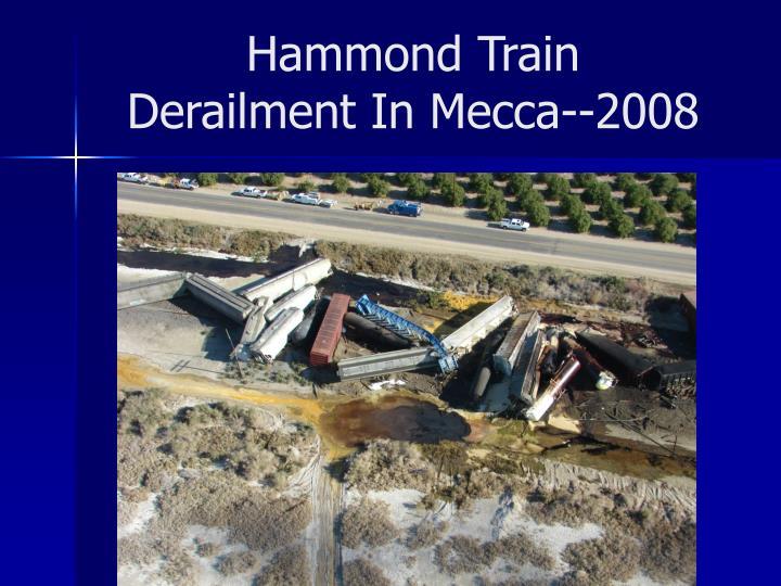 Hammond Train