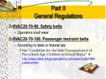 part ii general regulations5