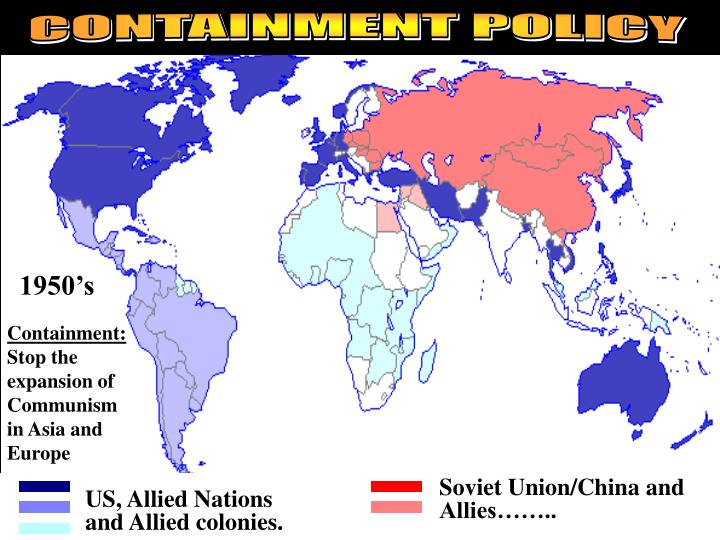 map/cold war