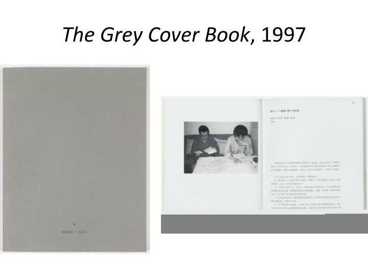 The Grey Cover Book
