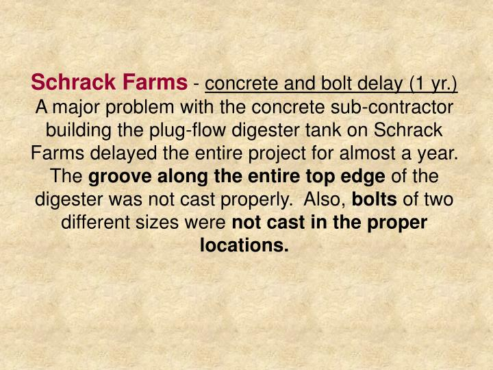 Schrack Farms