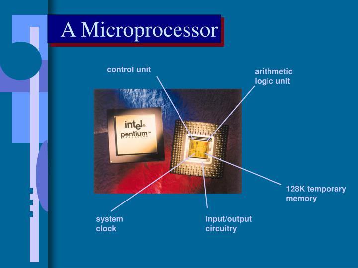 A Microprocessor