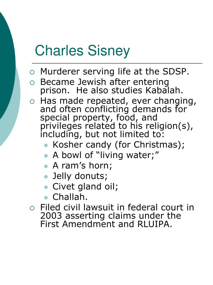Charles Sisney