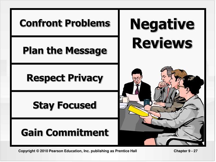Confront Problems