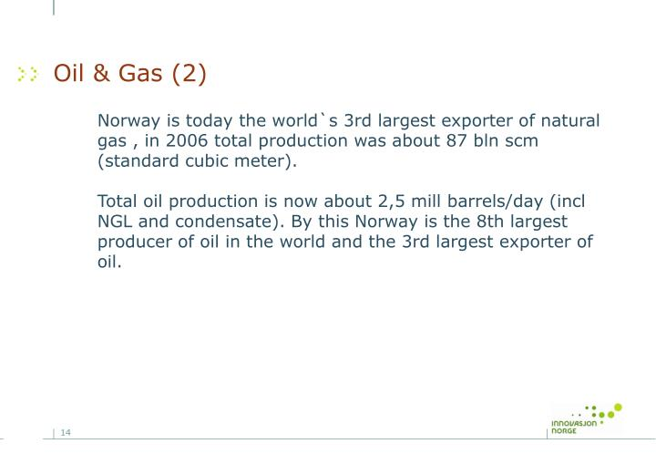 Oil & Gas (2)