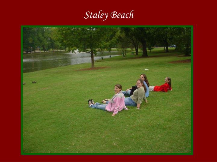 Staley Beach