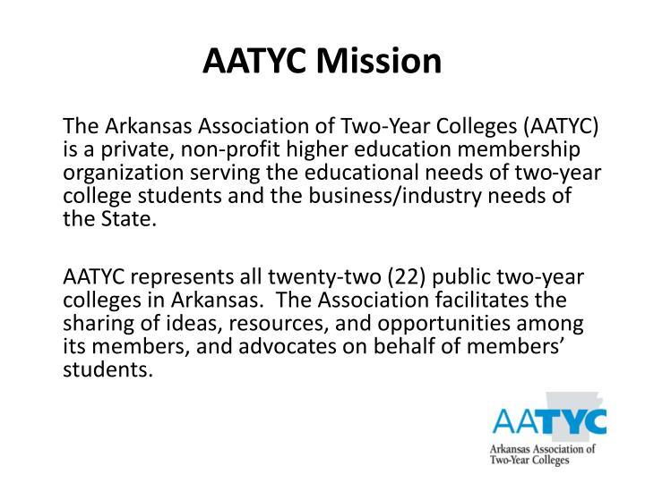 AATYC Mission