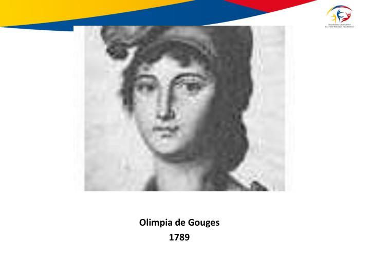 Olimpia de Gouges