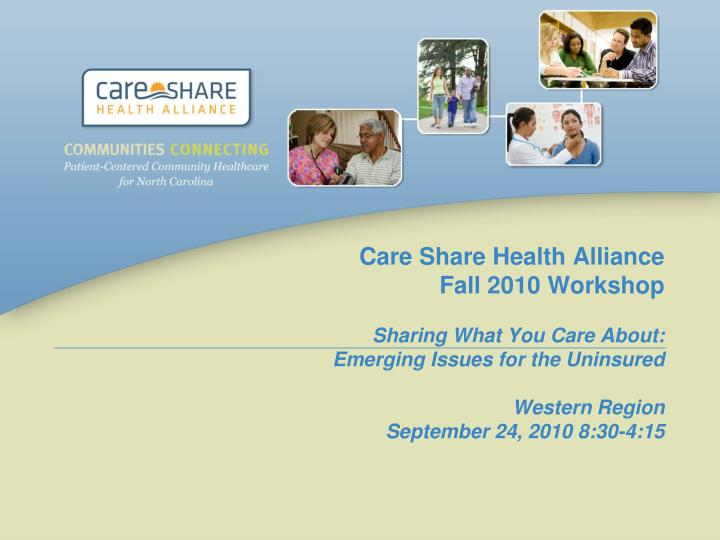 Care Share Health Alliance