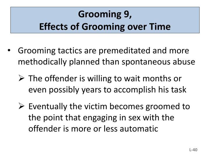Grooming 9,