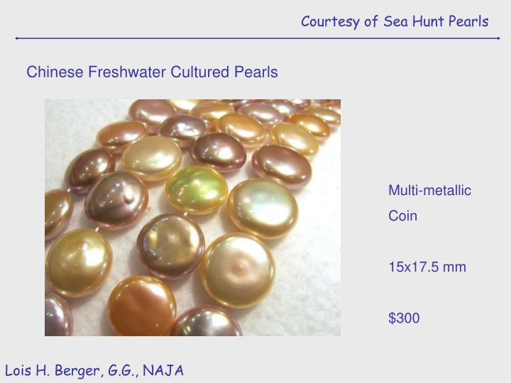 Courtesy of Sea Hunt Pearls