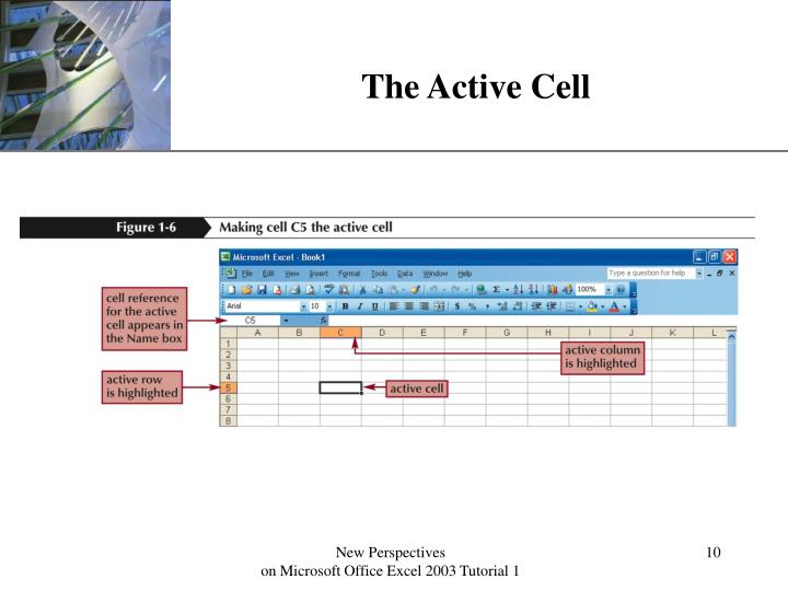 The Active Cell