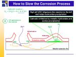 how to slow the corrosion process2