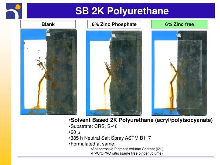 SB 2K Polyurethane