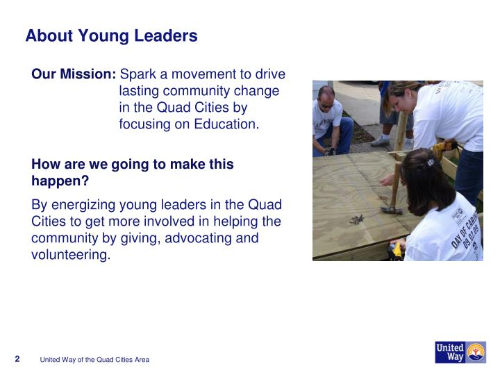 About Young Leaders