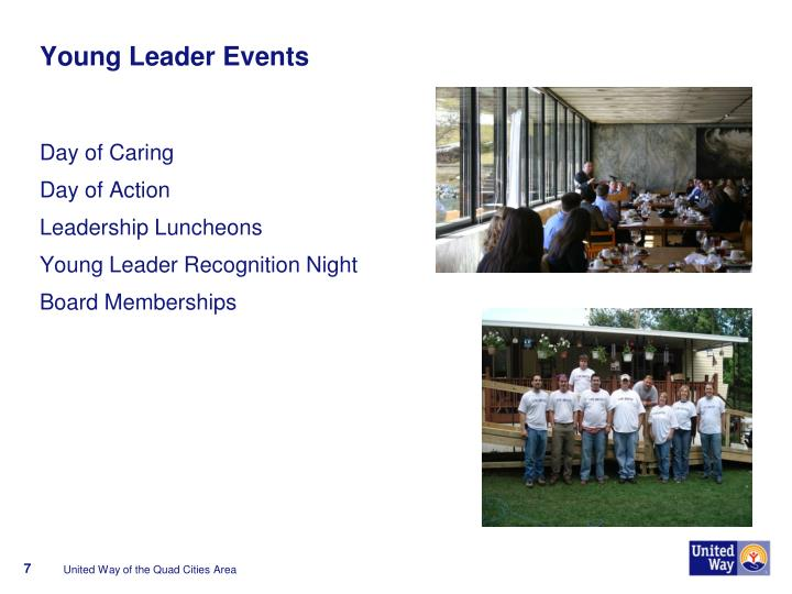 Young Leader Events