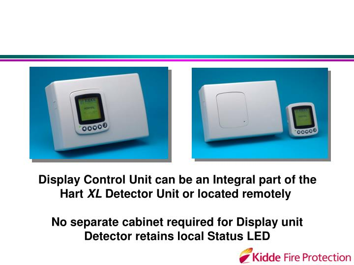 Display Control Unit can be an Integral part of the