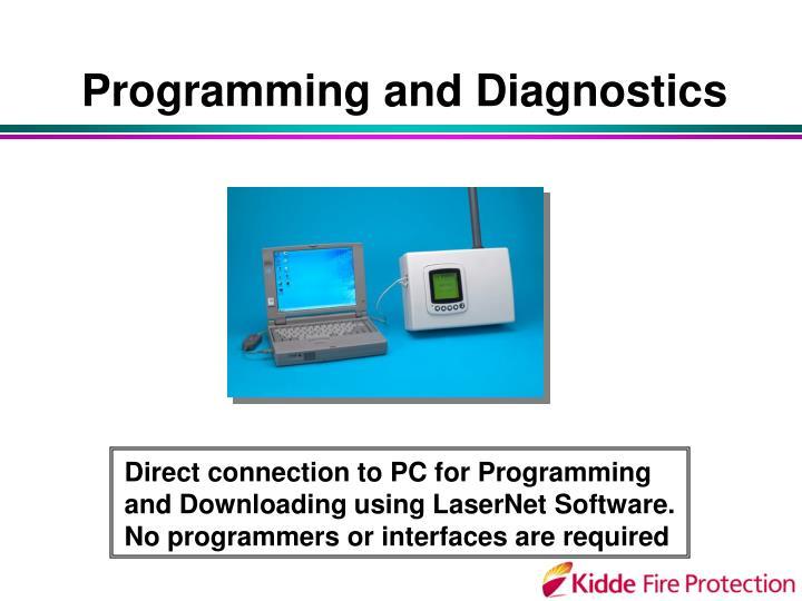 Programming and Diagnostics