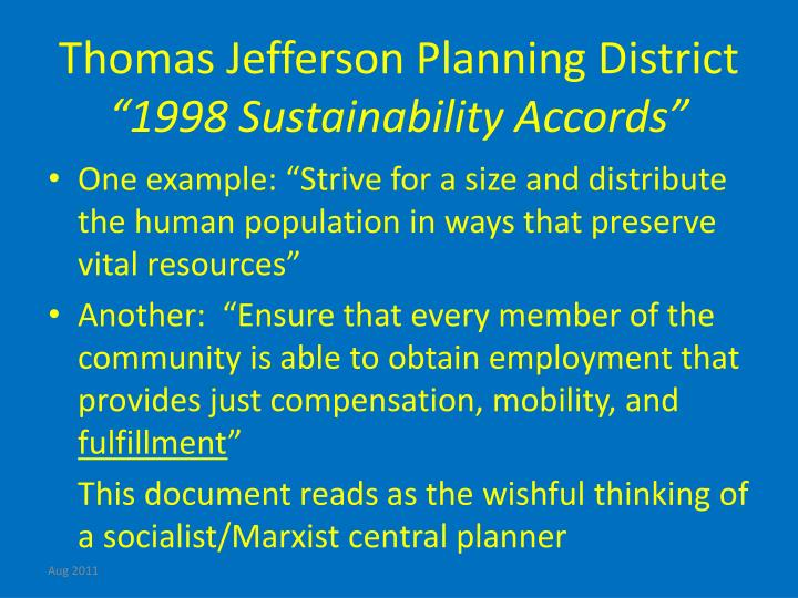 Thomas Jefferson Planning District