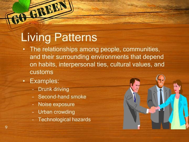 Living Patterns