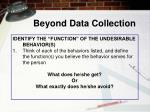 beyond data collection3