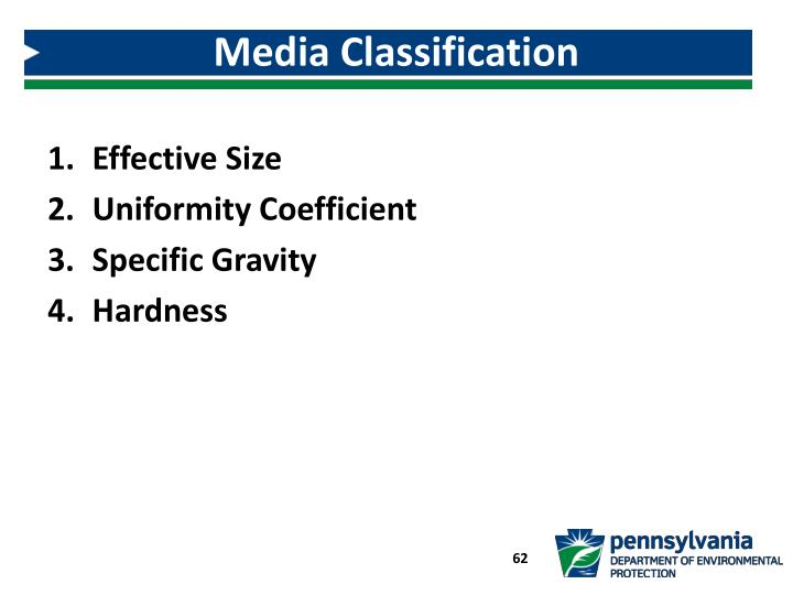 Media Classification