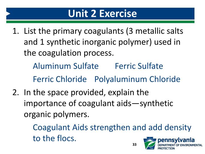 Unit 2 Exercise