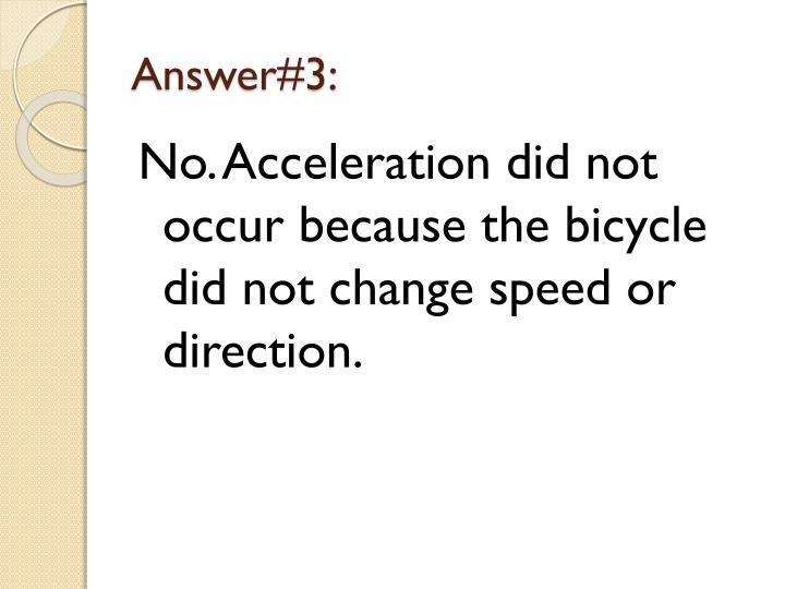 Answer#3: